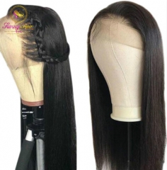 Extra Long Parting Space, Straight Hair 13*6 Frontal Lace Wigs