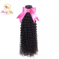 Hot Selling  Curly Bundles, Free Shipping 1 Bundle Deals