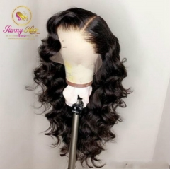 13*6 Wig Human Hair With Baby Hair Body Wave Wig Brazilian Hair Wigs Human Virgin Hair
